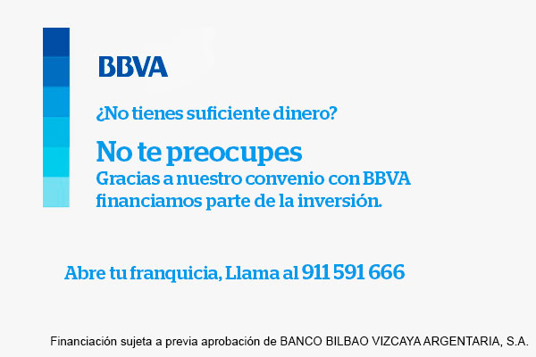 Financiacion por el BBVA